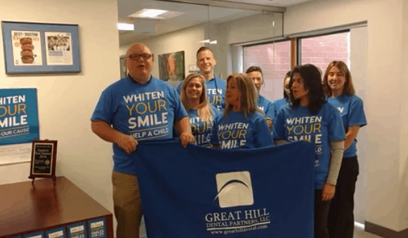 Whiten Your Smile - Help a Child